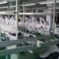 佛山卫浴生产线,江门马桶装配线,广州浴缸辊筒线,玻璃翻转机