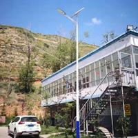 台州太阳能路灯厂家哪家好-6米太阳能LED路灯价格多少