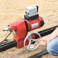 供应液压顶管水平打洞机器过路打孔做顶管机