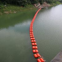 两头尖挡垃圾橄榄浮 外壳聚乙烯浮桶