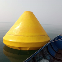 抗风浪霍尔锚浮标 干净水域警船浮标