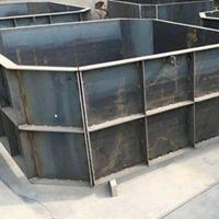 化粪池钢模具厂家制作工艺