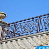 供应滨海热镀锌组装工阳台护栏厂家安装