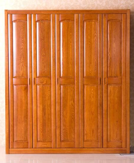 如何辨别实木衣柜材质?