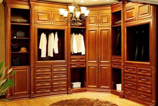 衣柜的质量好坏如何辨别?