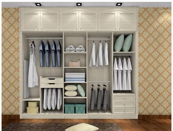 如何整理衣柜更整潔