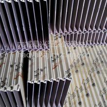 木纹铝条扣专业定制,颜色稳定经久耐用