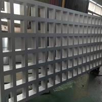 中式仿古铝窗花定制 铝花格木纹工艺