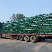 养殖专用绿皮防护铁丝网厂家现货批发价销售