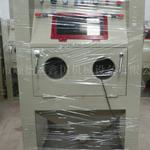 佛山喷砂机 小型除锈设备1010B型手动打沙机 厂家直销