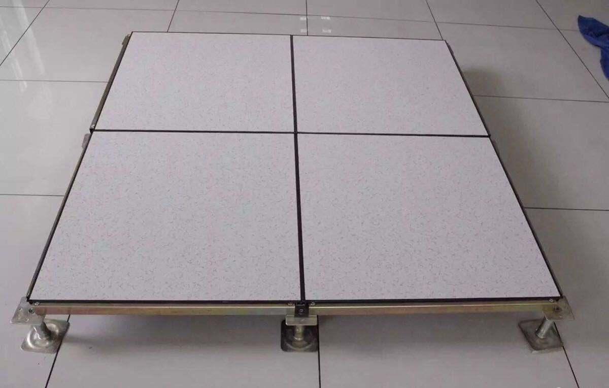 防静电地板如何清洗和维护?