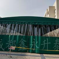 成都锦江区定做雨棚 推拉雨棚 伸缩雨棚 仓库帐棚