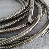 供应福莱通品牌316不锈钢穿线管 防锈耐腐蚀护线管