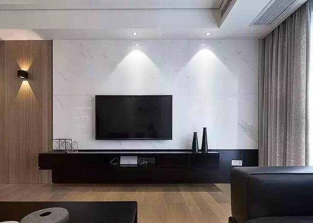 电视背景墙瓷砖VS壁纸哪个好?