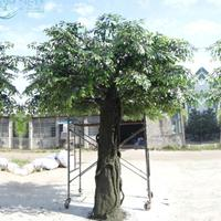 中焱仿真树厂家杭州地区仿真假树项目