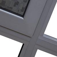 广东无缝焊接门窗型材 断桥铝型材厂家***成批出售