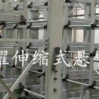 伸缩悬臂货架在棒材圆钢棒料存储中的意义
