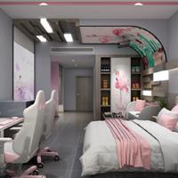 【唯楷裝飾】重慶電競酒店裝修_重慶電競酒店設計