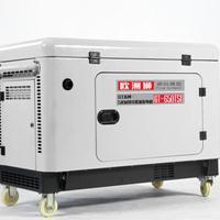 10KW柴油发电机三相工业380V