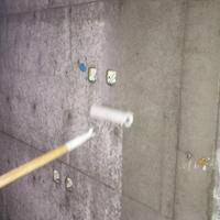 隧道拱顶混凝土回弹增强材料