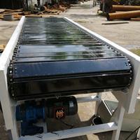 多型号链板输送机图片塑料链板输送机供应商y8