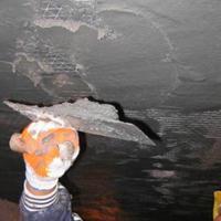 烟囱内壁较深凹凸部位填平用聚合物砂浆