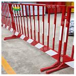 上海楼层临边防护网 施工格栅式定型化栏杆 新乡锦银丰厂电话