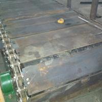 生产链板输送机供销价格折弯链板输送机体积y8