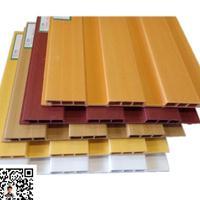 生态木大长城吊顶 PVC吊顶装饰板