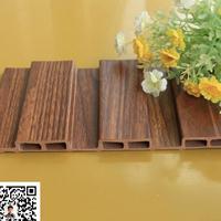 生态木绿可木长城板墙板 安装便捷 省时省人工