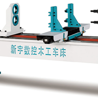 潍坊高密多功能数控木工车床,数控木工车铣雕一体机