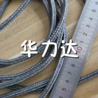 不锈钢金属纤维绳子  机器除静电用耐磨实芯金属绳 导电绳