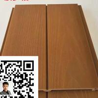 生态木墙裙护墙板价格 生态木厂家直销