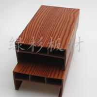 生态木板材40*100天花洗浴中心装修批发价格