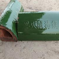 陶瓷毒鼠站 绿色鼠药屋 鼠药投放盒 货源充足 厂家直销