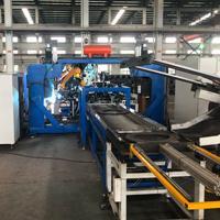 端板法兰焊接线-端板法兰焊接流水线-苏州安嘉供应