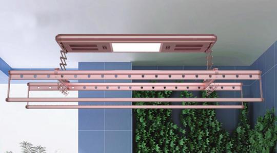 阳台升降晾衣架价格一般多少钱?