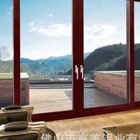 广东断桥铝门窗型材 京美140提升门型材厂家***成批出售