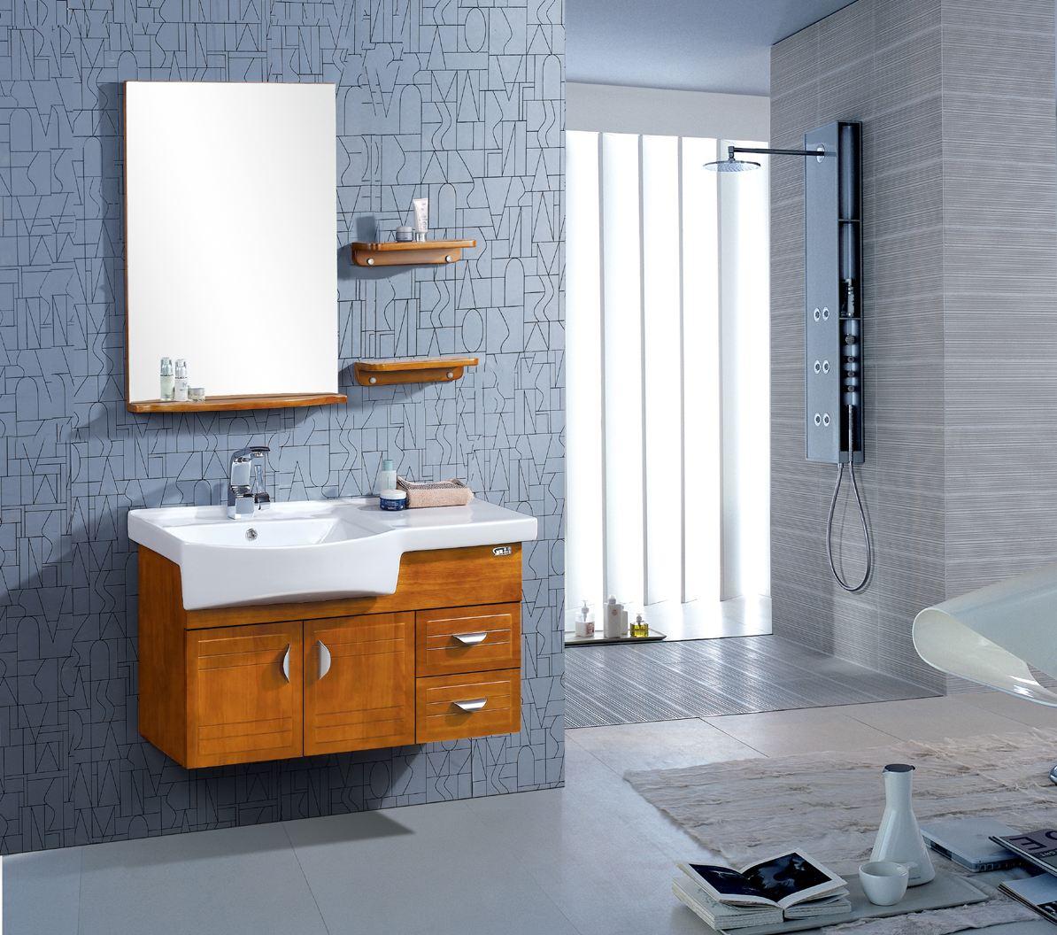 实木浴室柜优缺点有哪些?