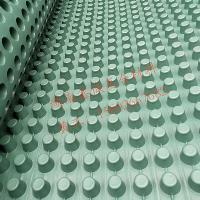 湖南长沙塑料排水板专业生产厂家地下室顶板园林蓄水板密杯排水板