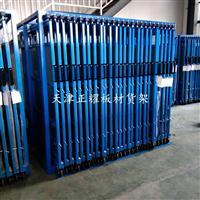伸缩悬臂式货架和板材货架解决车间存储难题