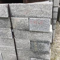 深圳三磊花岗岩厂芝麻黑路沿石加工路沿石各种工程板材