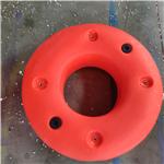 供应***塑料浮圈 PE塑料圆圈浮体 ***量出售水上塑料浮圈厂家