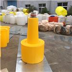 广东航道用塑料浮标PE聚乙烯材质HB800*1400航标环海海洋浮标