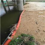 水利工程塑料拦污排渠道垃圾拦污设备