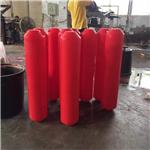贵港拦污设备浮筒厂家 水电站拦污塑料排 柏泰浮筒价格