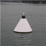 梅山九龙池水上航道航标