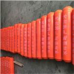 水电站拦污浮筒 柏泰拦污排塑料浮筒案例详情可咨询