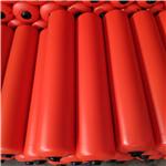 柏泰拦污浮排定做滚塑浮体代加工/提供拦污浮筒安装方案