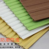 包头现货供应150小圆板实心护墙板装饰板室内装饰材